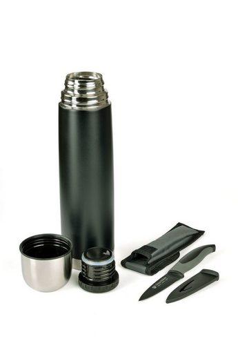 GRÄWE Isolierflasche mit Messer »THERMOHOME«