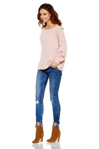 lemoniade Pullover in schlichtem Design
