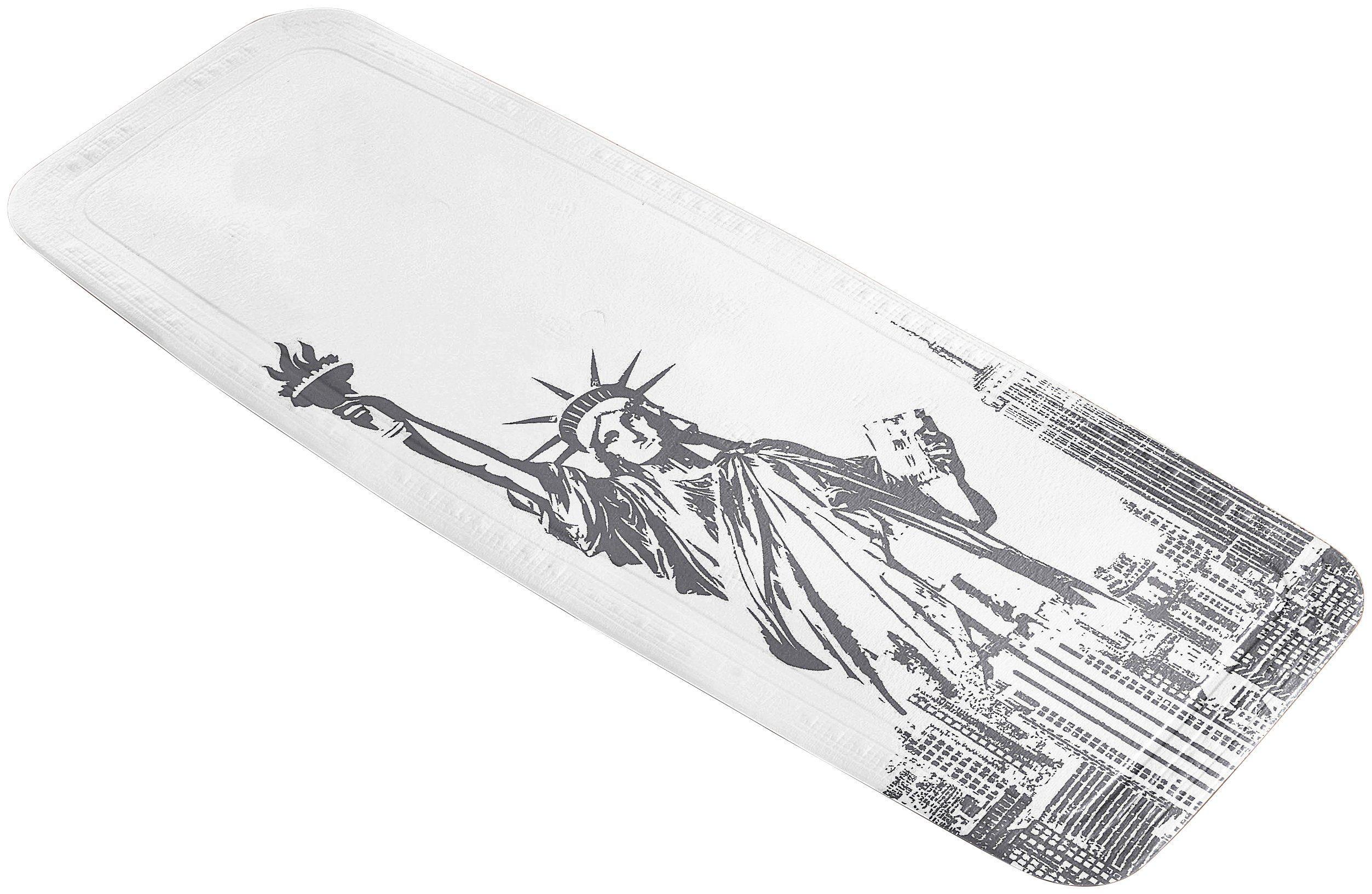 KLEINE WOLKE Wanneneinlage »Liberty«, 36 x 92 cm
