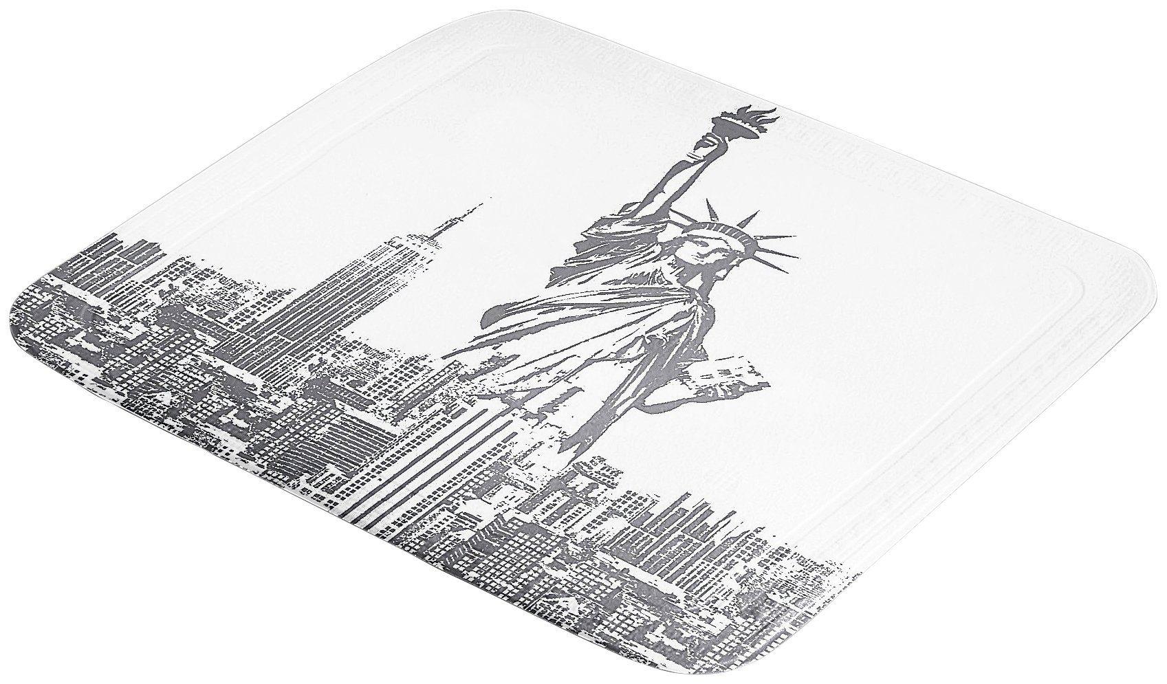 KLEINE WOLKE Duscheinlage »Liberty«, 55 x 55 cm