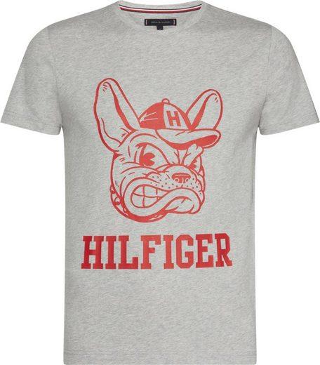 Tommy Hilfiger T-Shirt »DOG LOGO TEE«