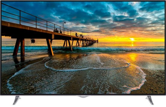 Telefunken D65U700M4CWH LED-Fernseher (164 cm/65 Zoll, 4K Ultra HD, Smart-TV)
