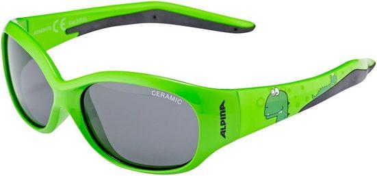 Alpina Sports Radsportbrille »Flexxy Kids Brille Kinder«