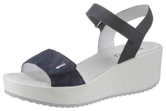 IGI & CO »CANDY« Sandalette mit praktischen Klettverschlüssen