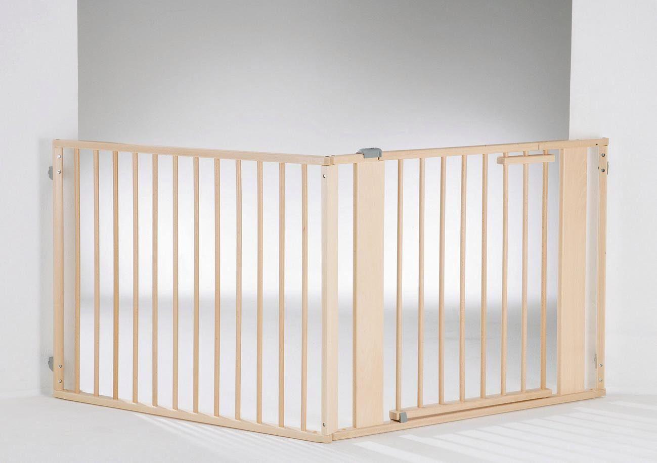 Geuther Schutzgitter aus Holz, »Konfigurationsgitter-Set 1, natur«