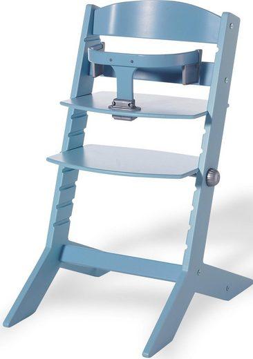 Geuther Hochstuhl »Syt, blau« aus Holz