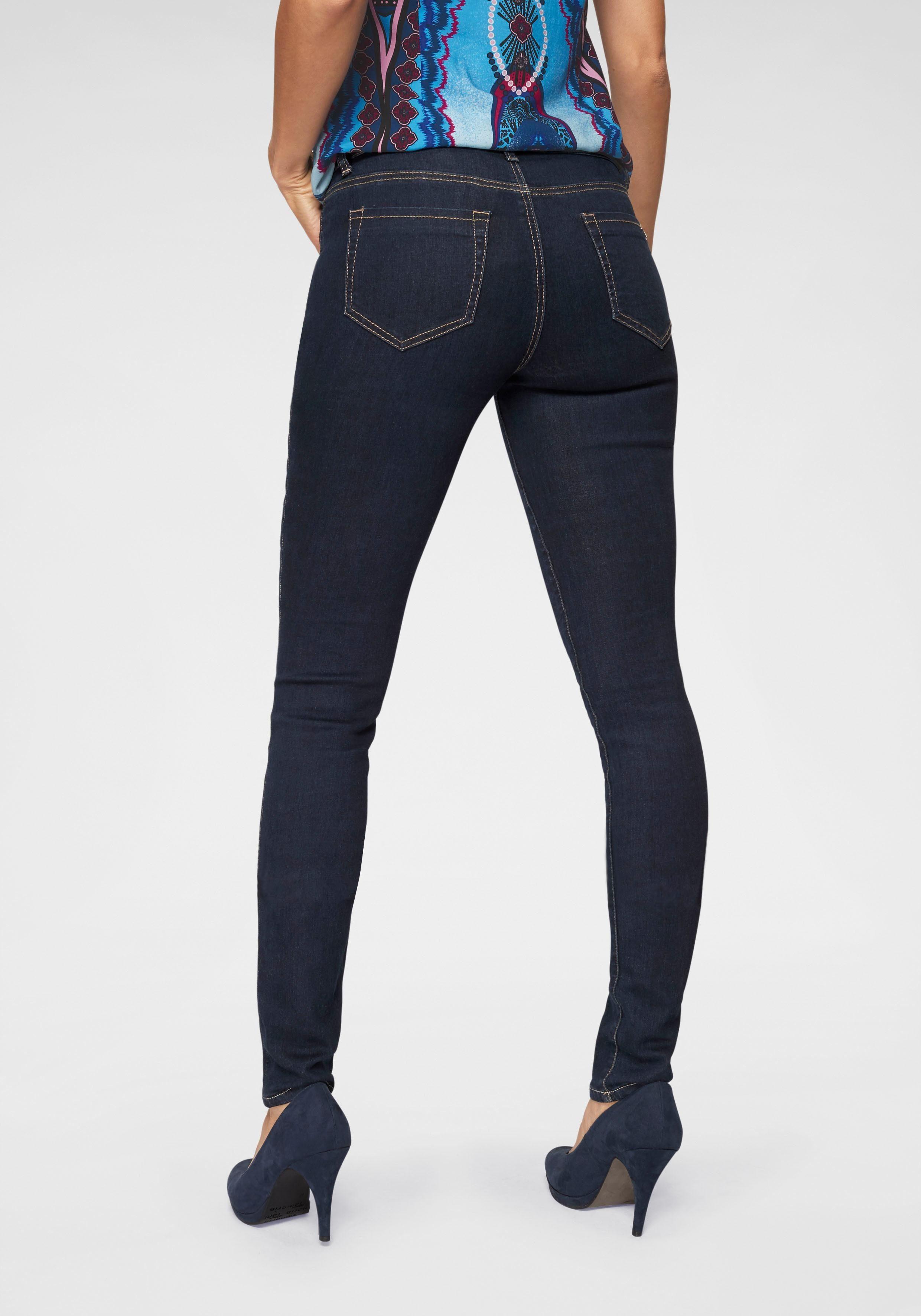 Arizona Skinny fit Jeans »Ultra Stretch« Mid Waist | OTTO
