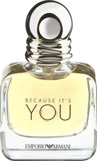 Giorgio Armani Eau de Parfum »Because it's You«