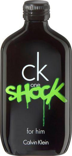 Calvin Klein Eau de Toilette »cK One Shock for him«