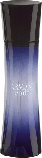 Giorgio Armani Eau de Parfum »Code Femme«