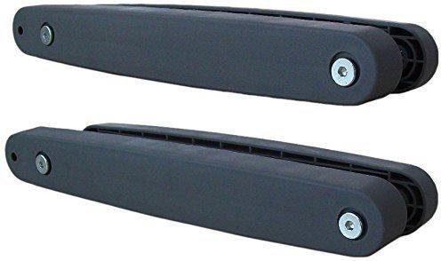 Geuther Zusatzklemmen für Schwenk-Metall-Schutzgitter, »Purelock«