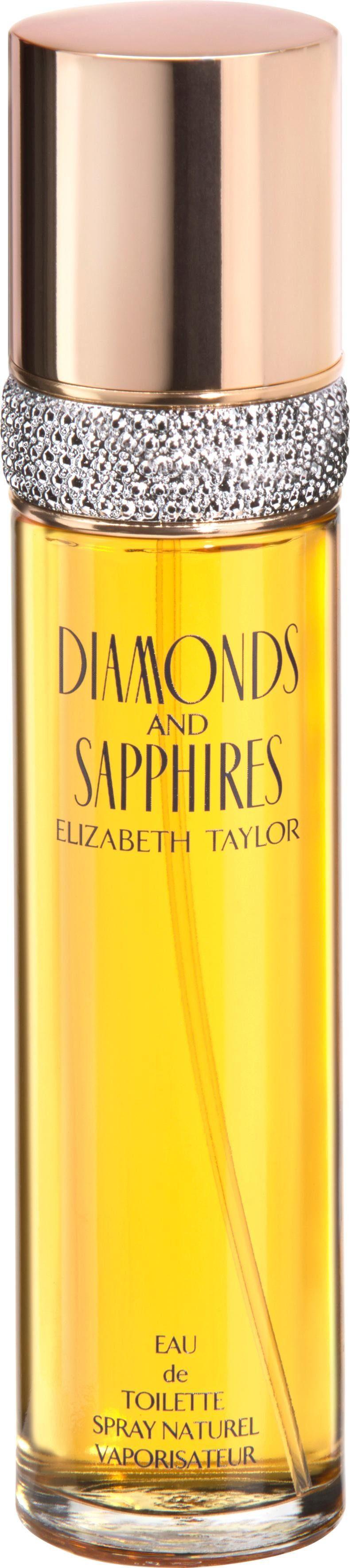 Eau de Toilette »Diamonds & Sapphires«