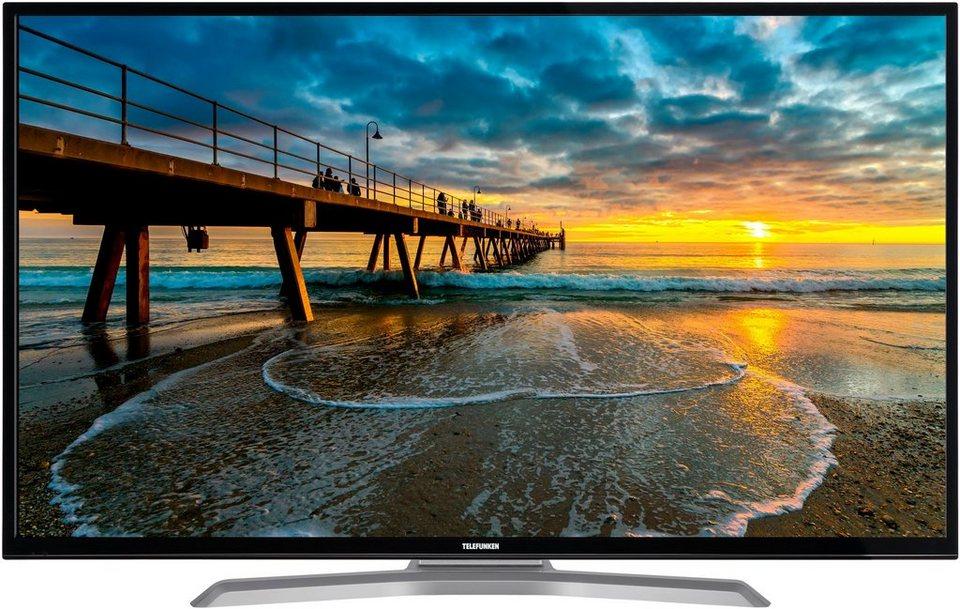 Telefunken D55U700M4CWH LED-Fernseher (139 cm/55 Zoll, 4K