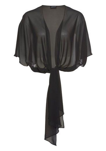 Aus Leicht Stola Chiffon Transparentem By Lange Select Hermann Bolerojacke YxfBwPXnqC