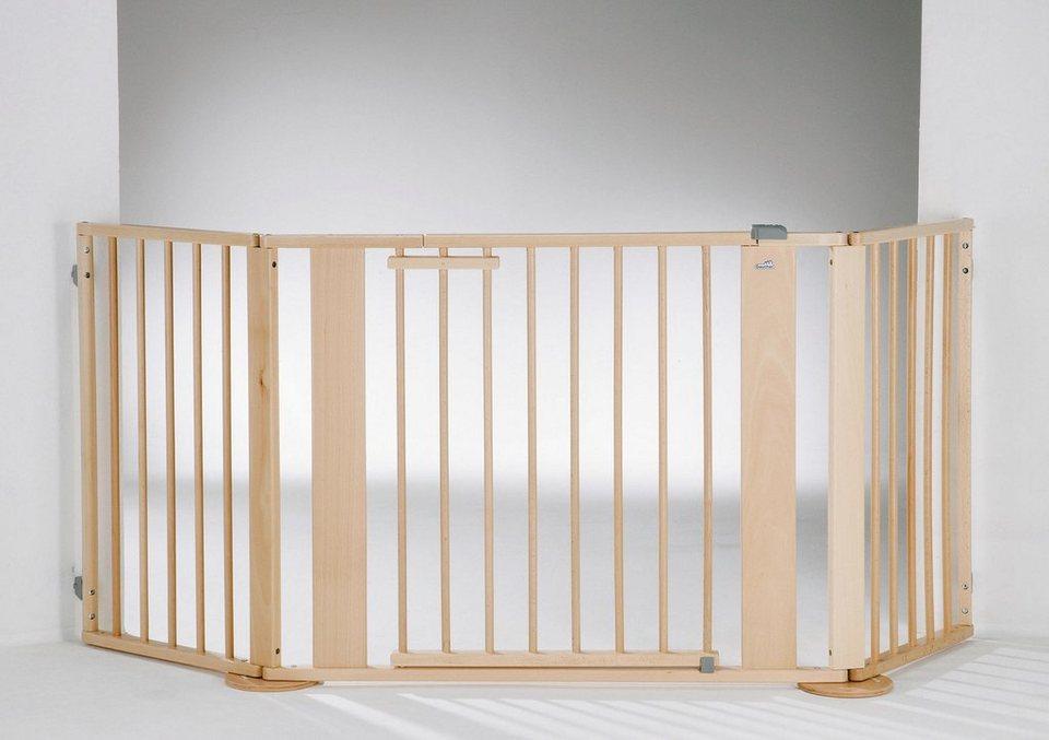 Geuther Schutzgitter aus Holz,  Konfigurationsgitter-Set 2, natur  online kaufen