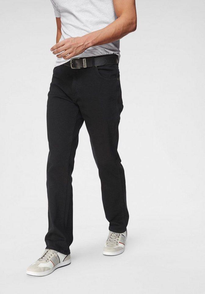 Wrangler Stretch-Jeans Straight-fit, Straight- fit Jeans von Wrangler online kaufen | OTTO