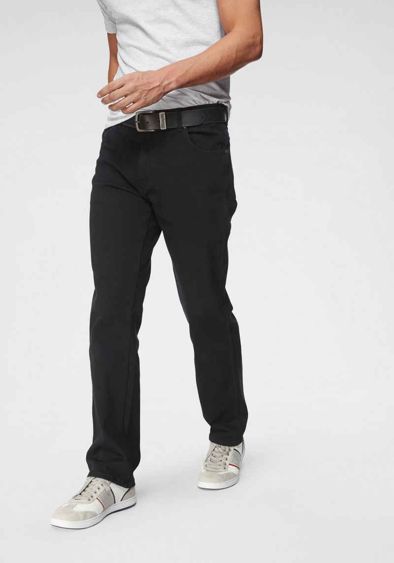 Wrangler Stretch-Jeans Straight-fit
