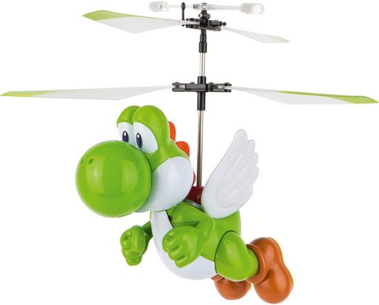 Carrera® RC-Helikopter »Carrera® RC Flieger Super Mario™, Flying Yoshi™«