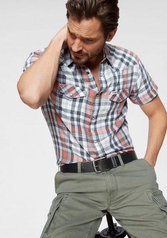 WRANGLER Marškiniai trumpom rankovėm »Western S...