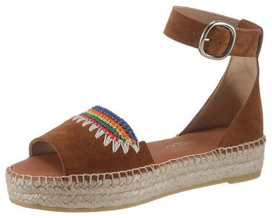 Betty Barclay Shoes Sandale im trendigen Ethno-Look