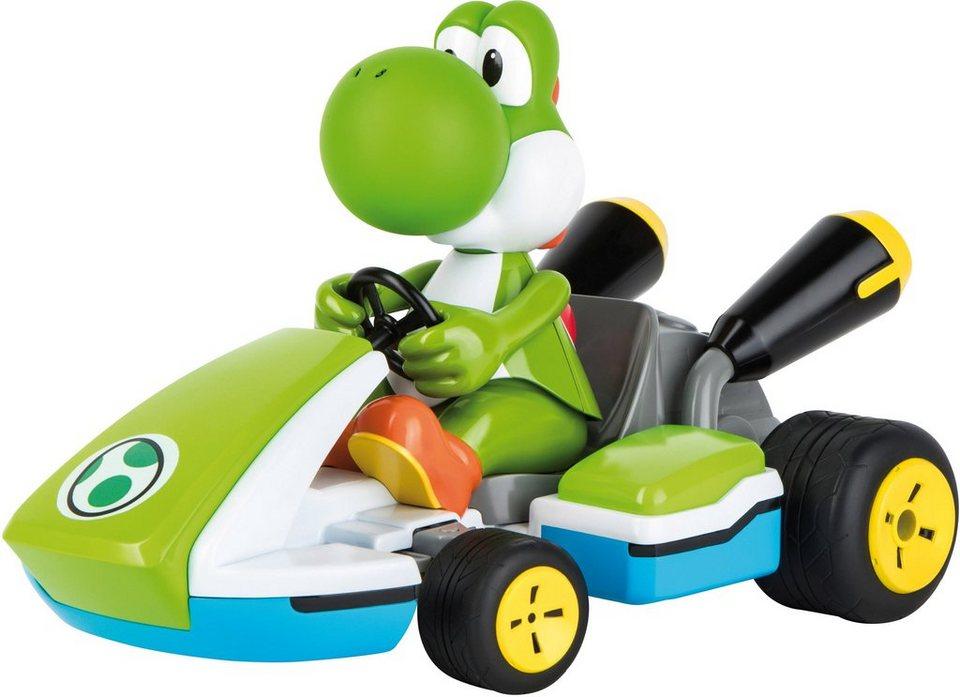 Carrera RC Komplettset mit Sound,  Carrera® RC Mario Kart™, Yoshi™, 1:16, 2,4GHz  online kaufen
