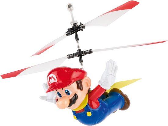 Carrera® RC-Helikopter »Carrera® RC Flieger Super Mario™, Flying Cape Mario™«