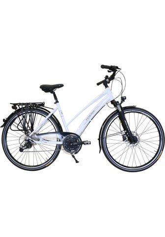 FASHION LINE Turistinis dviratis 27 Gang Shimano SC...
