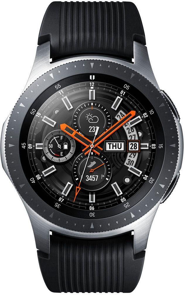 Samsung Galaxy Watch LTE 46mm Smartwatch (3,29 cm1,3 Zoll, Tizen OS) online kaufen | OTTO