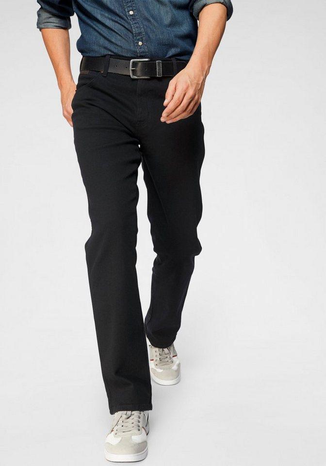011a0d45b75fce Wrangler Stretch-Jeans »Texas« Original Straight