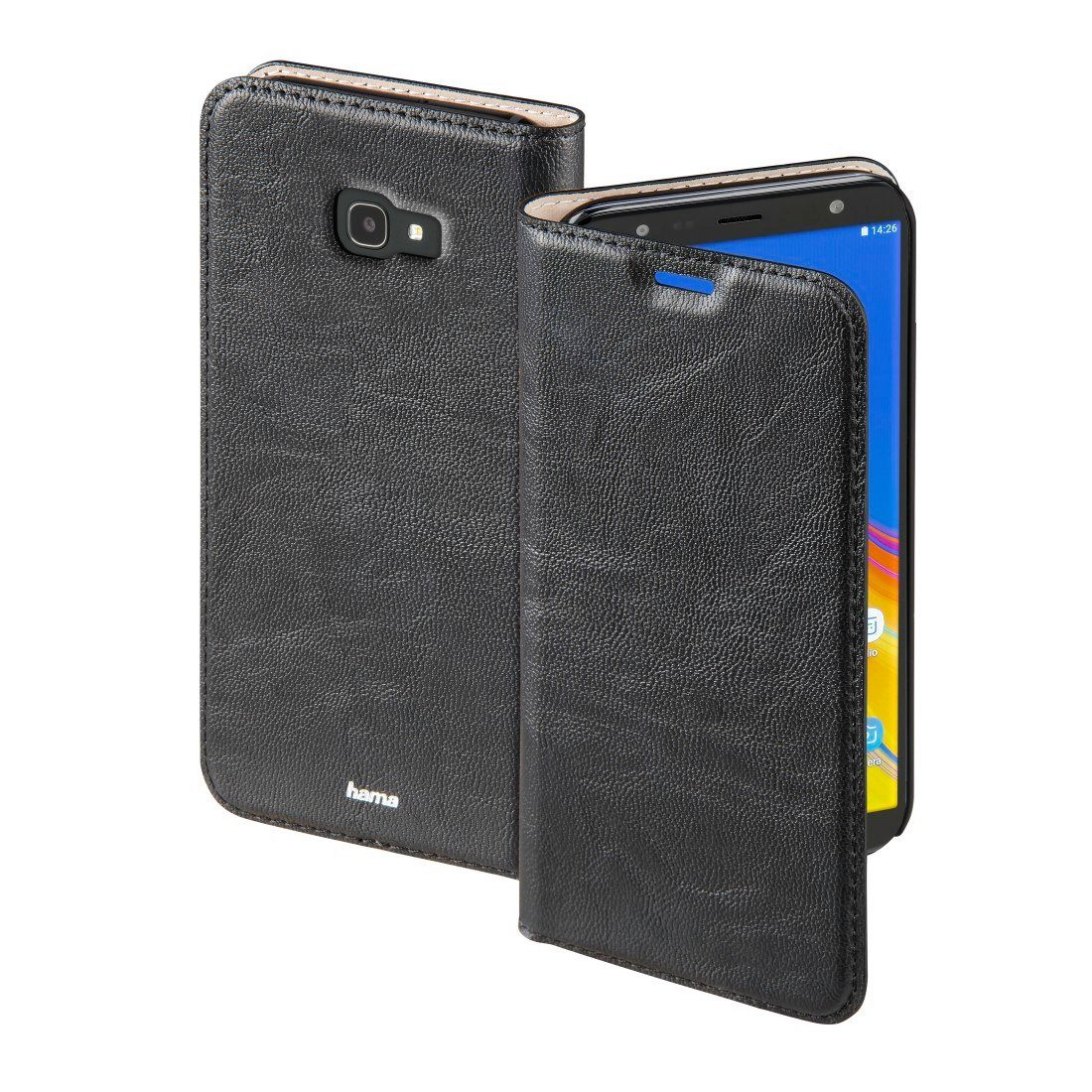 Hama Booklet Handy Smartphone Tasche Hülle Samsung Galaxy J4+ »Guard Case«