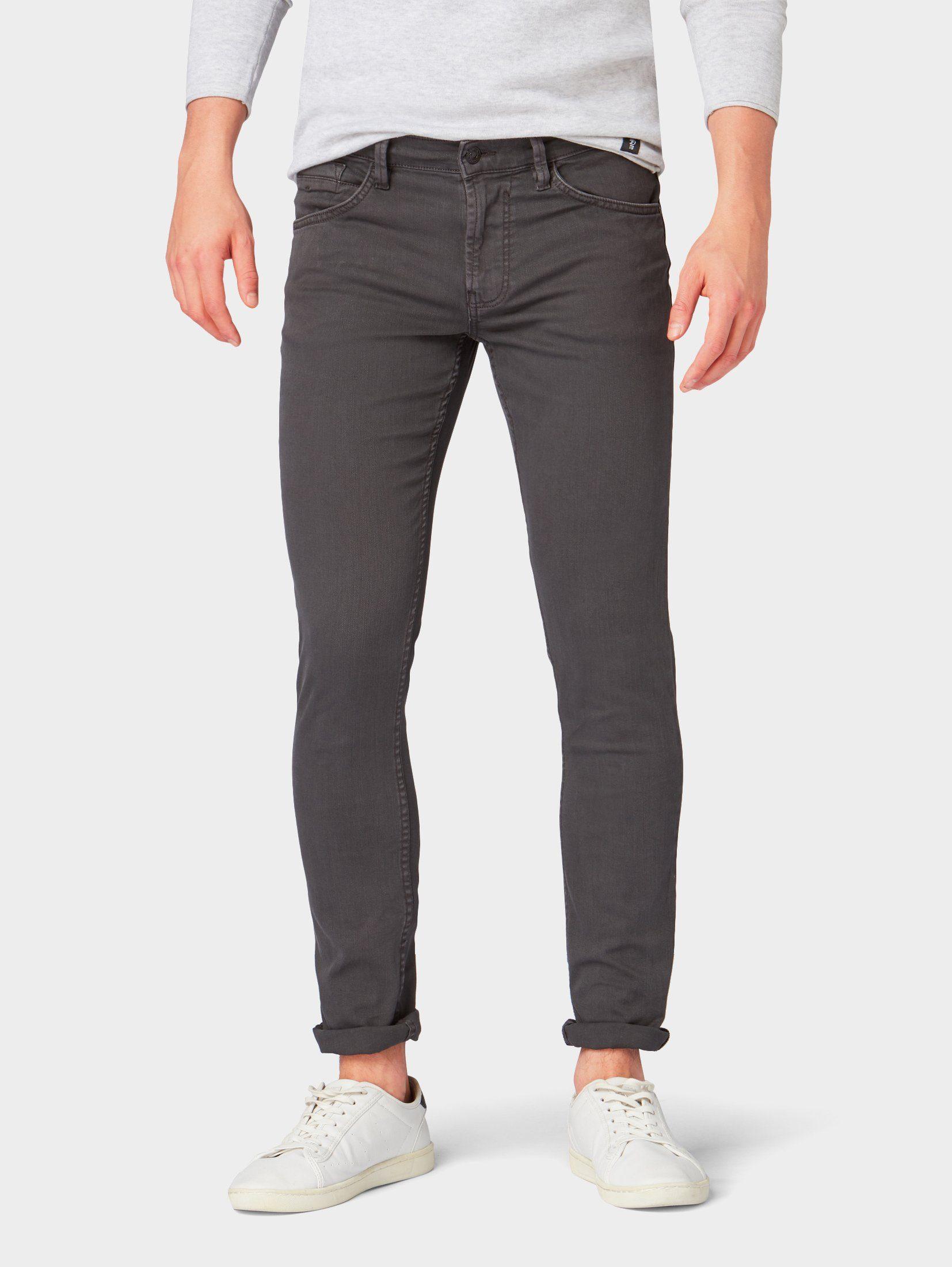 TOM TAILOR Denim Chinohose »Culver Skinny Jeans«