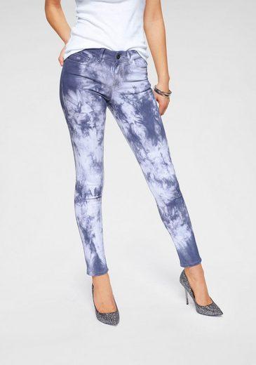 Batik Skinny Mid Arizona Waist fit Waschung« »in jeans UPnBpz