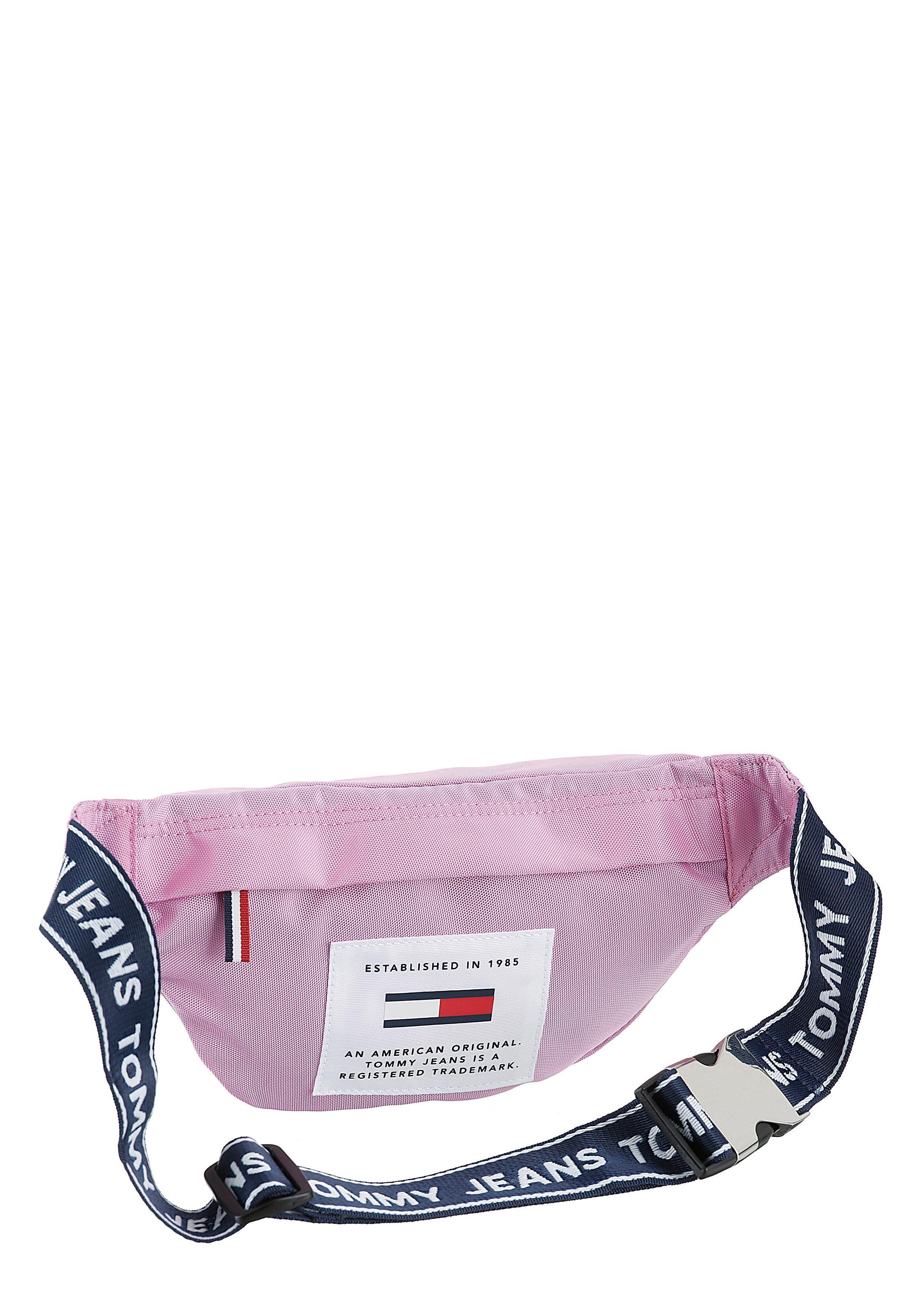 Mit Gürteltasche Anhänger Tommy Abnehmbaren Tape Logo Bumbag« »tjw Jeans 6COvOcp