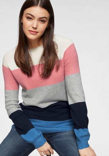 Tailor streifendesign Mit Strickpullover Tom Allover WxHq8SxwF