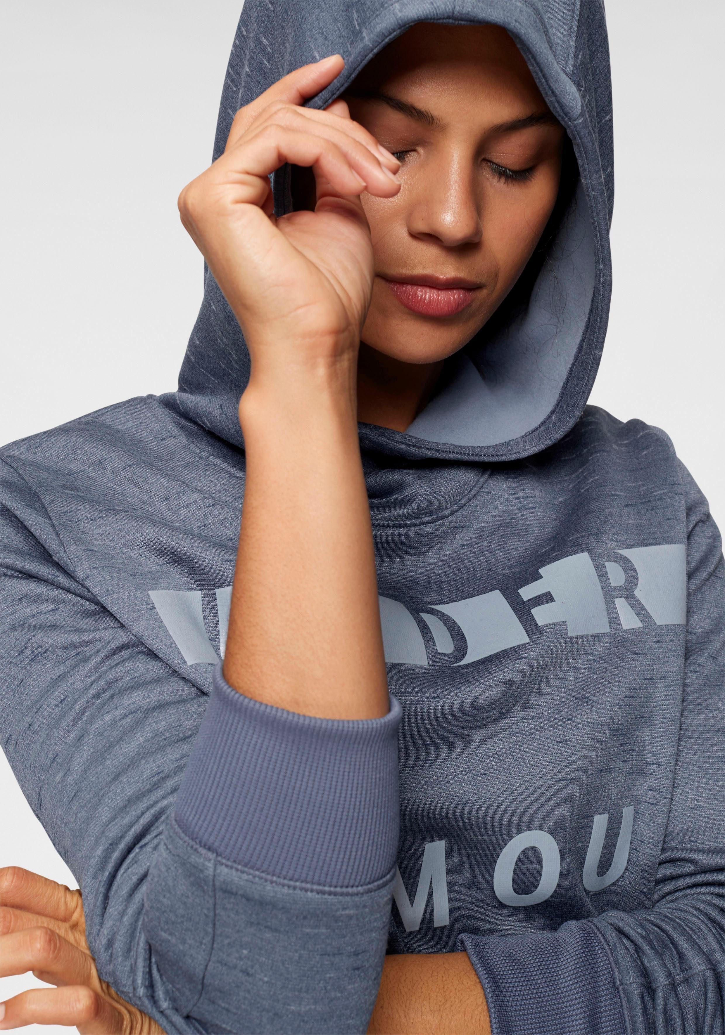 Kaufen Under Armour® »synthetic Kapuzensweatshirt Pullover« Fleece Online rsQBCxhdto