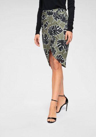 BRUNO BANANI Sujuosiamas sijonas