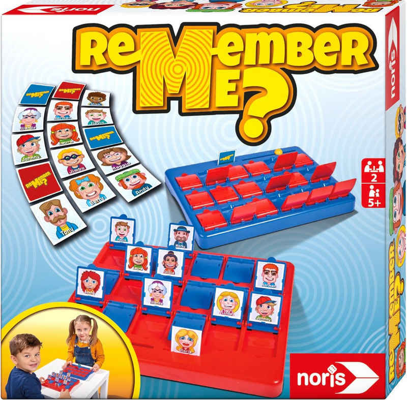 Noris Spiel, Kinderspiel »Remember me?«