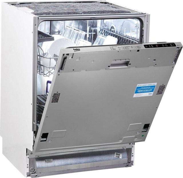 Küchengroßgeräte - BEKO vollintegrierbarer Geschirrspüler, DIN28O35, 9,5 l, 14 Maßgedecke  - Onlineshop OTTO