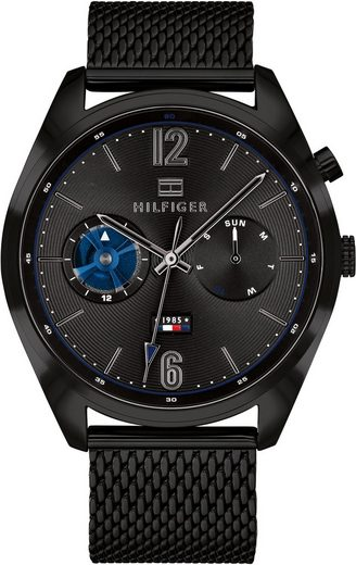 TOMMY HILFIGER Multifunktionsuhr »Casual, 1791547«