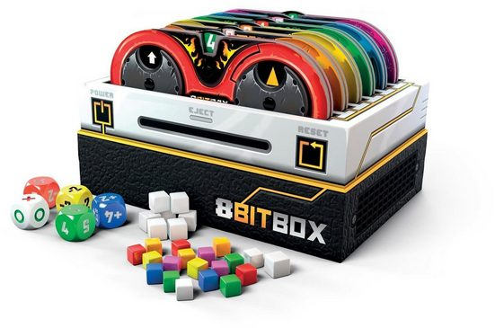 iello Spiel, »8 Bit Box«