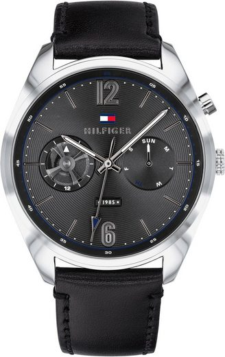 TOMMY HILFIGER Multifunktionsuhr »Casual, 1791548«