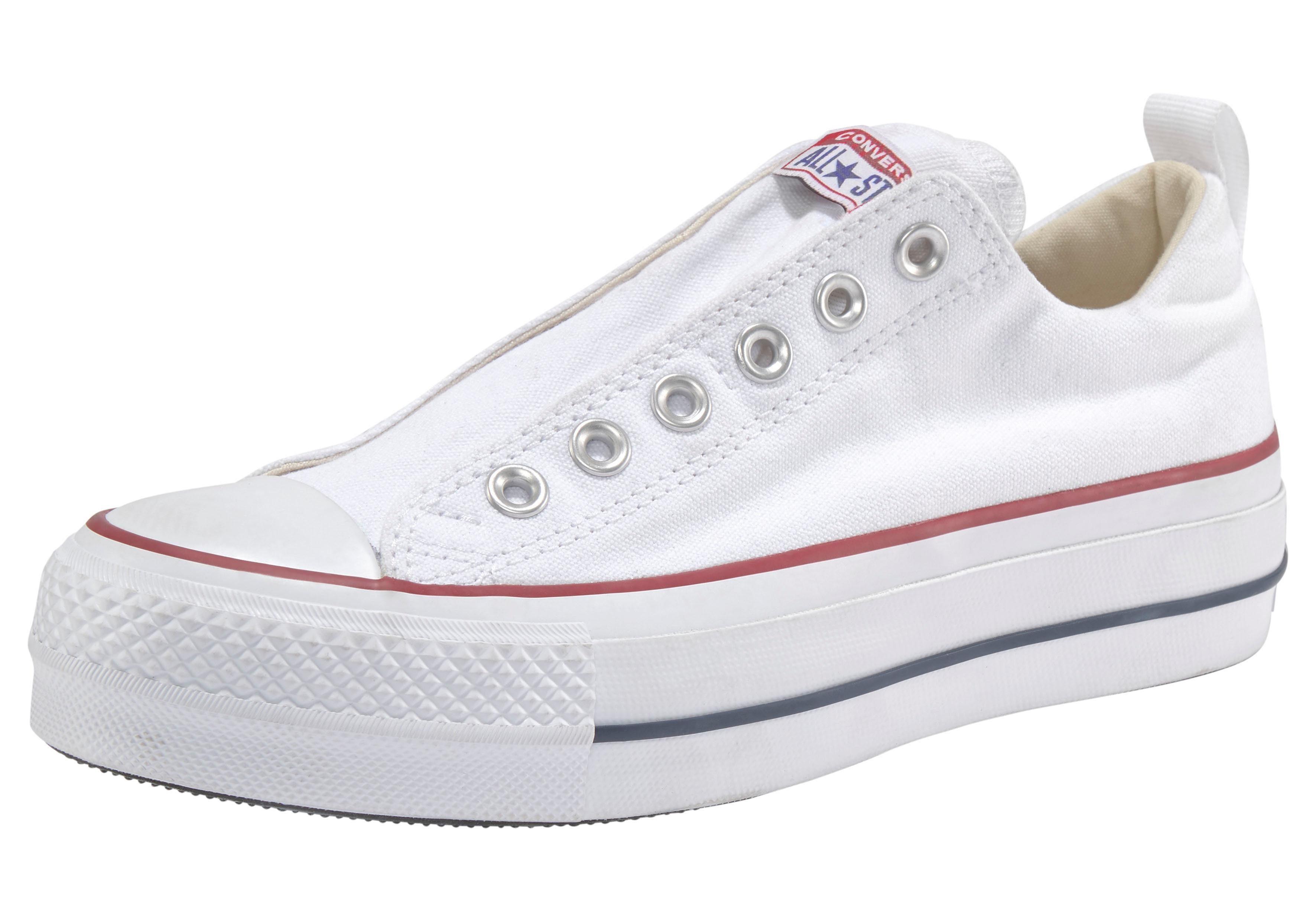 Converse »Chuck Taylor All Star Lift Slip Ox« Plateausneaker online kaufen | OTTO