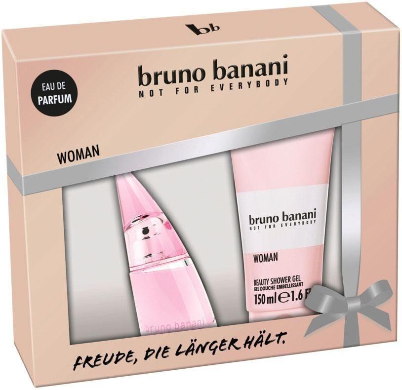 Bruno Banani, »Woman«, Duftset (2 tlg.)