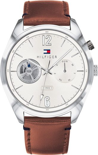 TOMMY HILFIGER Multifunktionsuhr »Casual, 1791550«