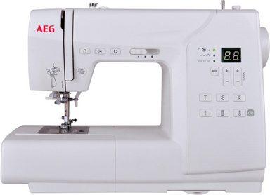 AEG Computer-Nähmaschine AEG63Z, 80 Programme