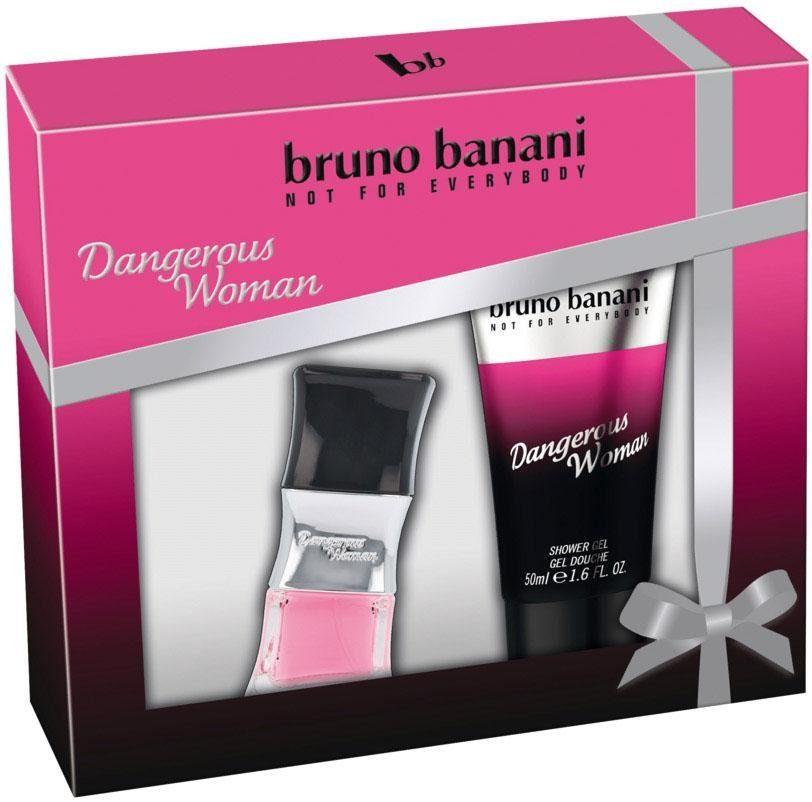 Bruno Banani, »Dangerous Woman«, Duftset (2 tlg.)