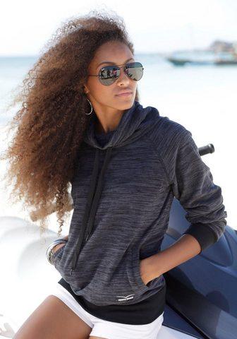 VENICE BEACH Sportinio stiliaus megztinis