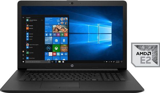 HP 17-ca0002ng Notebook (43,9 cm/17,3 Zoll, AMD, 1000 GB HDD, inkl. Office-Anwendersoftware Microsoft 365 Single im Wert von 69 Euro)