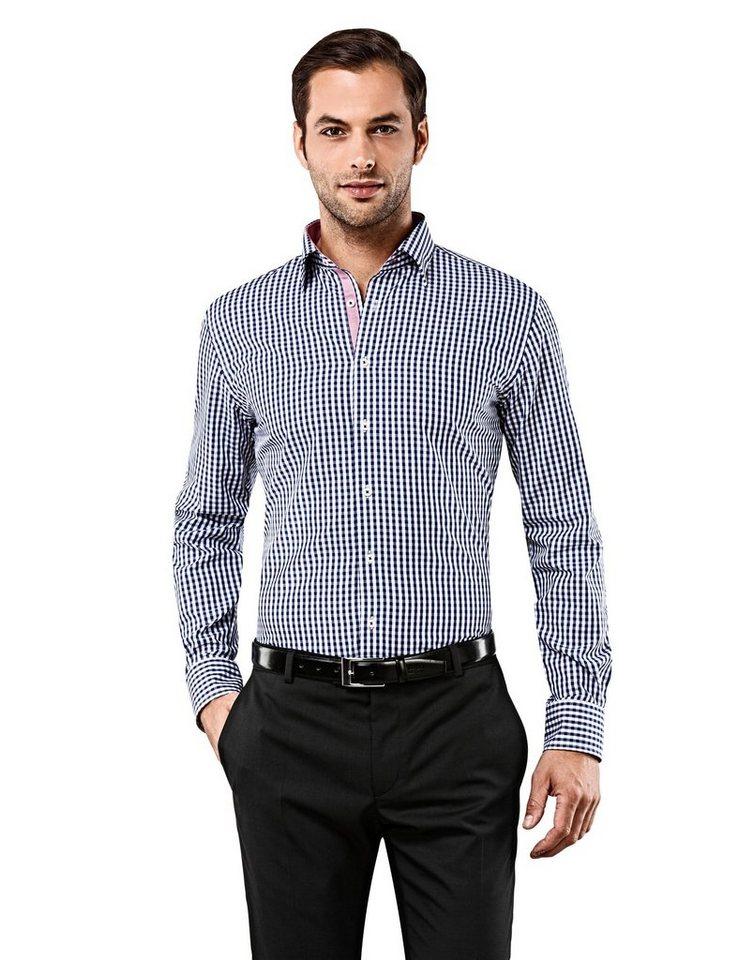more photos 00ae3 641ee Vincenzo Boretti Business-Hemd im Slim Fit-Schnitt mit bügelfreier  Eigenschaft online kaufen   OTTO