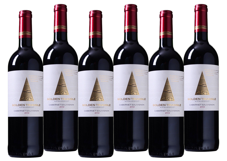 Rotwein aus Südafrika »0.135 6 x 0,75 Liter - Stellenzicht 2012«